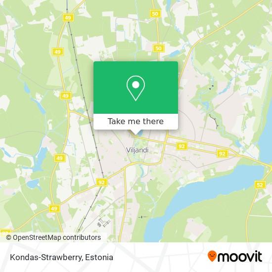 Kondas-Strawberry map