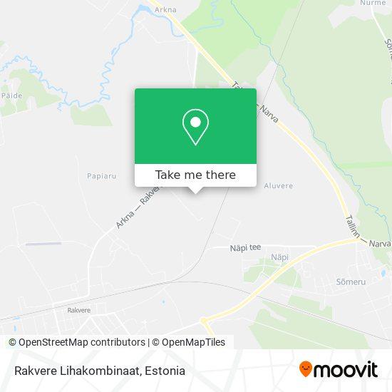 Rakvere Lihakombinaat map