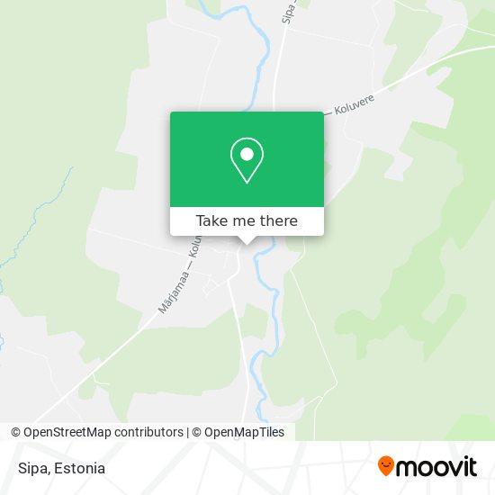 Карта Sipa
