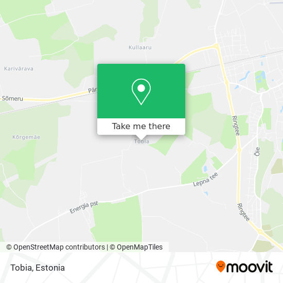 Tobia map