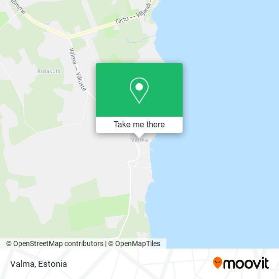 Valma map