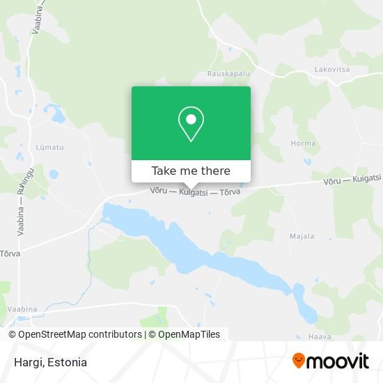 Hargi map