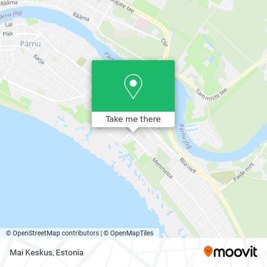 Mai Kino map