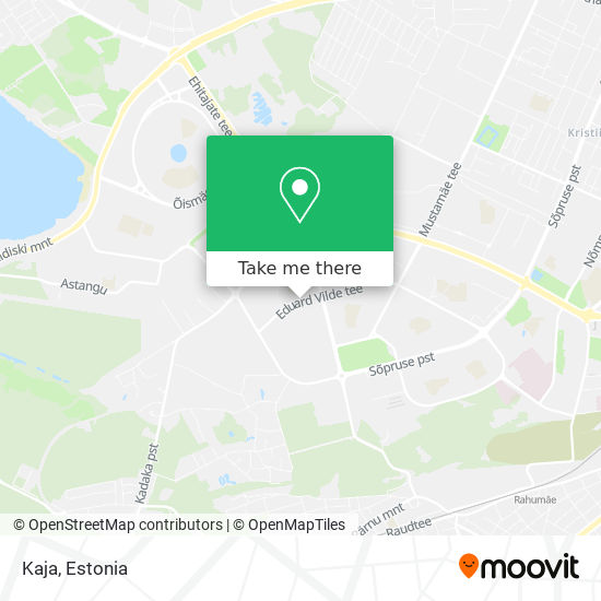"""Kaja"" map"