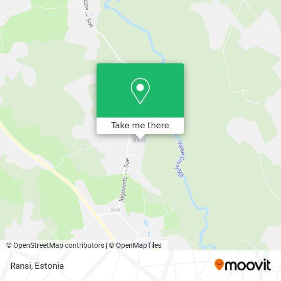 Ransi map