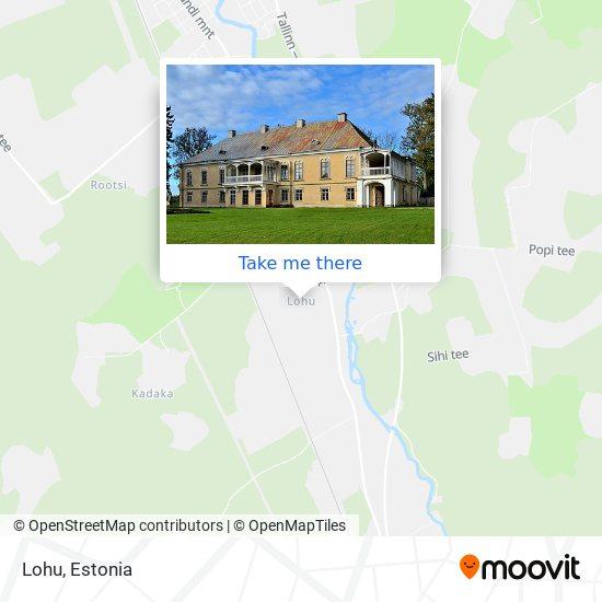 Lohu map