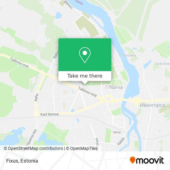 Fixus map