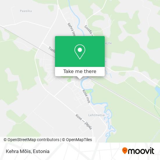 Kehra Mõis map
