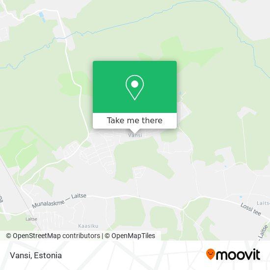 Vansi map