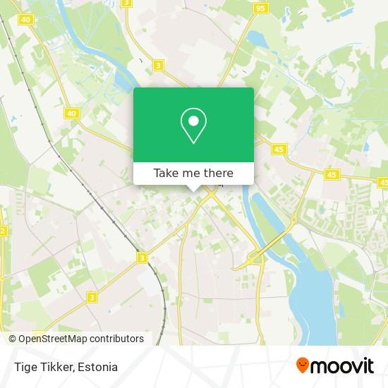Tige Tikker map