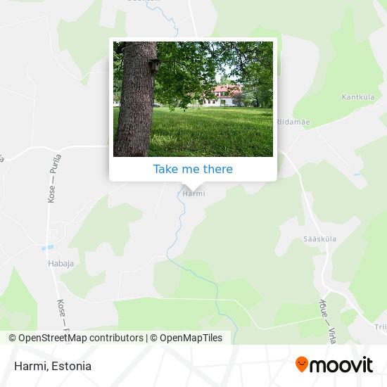 Harmi map