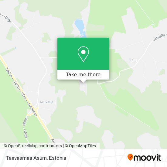 Aruvalla map