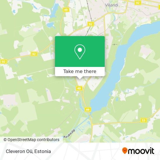 Cleveron Oü map