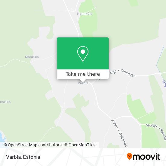 Varbla map