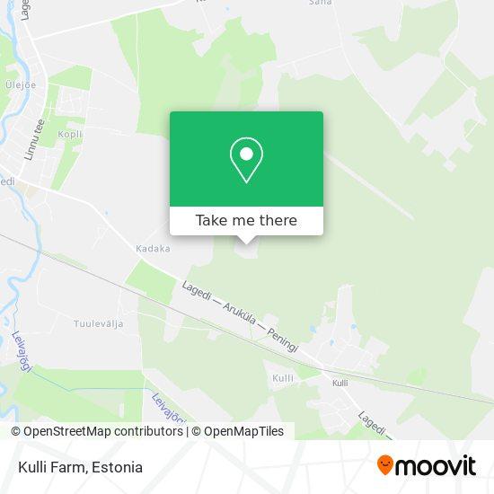 Kulli Farm map