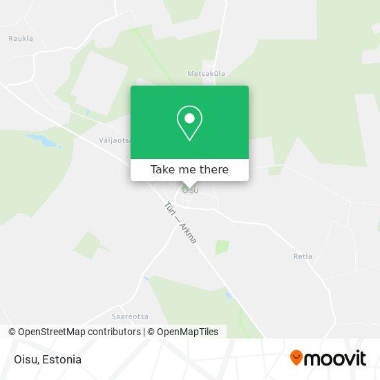 Oisu map