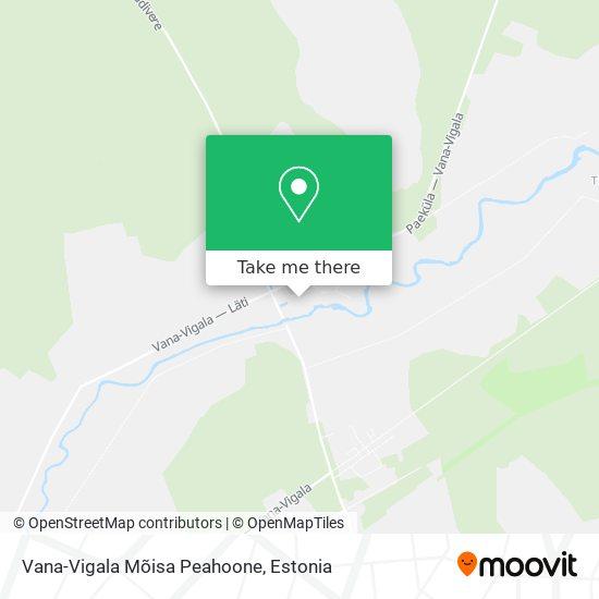Vana-Vigala Mõis map