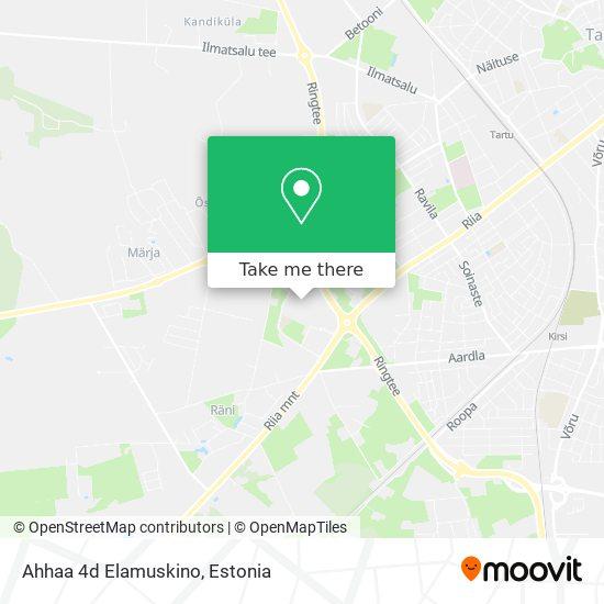 Ahhaa 4d Elamuskino map