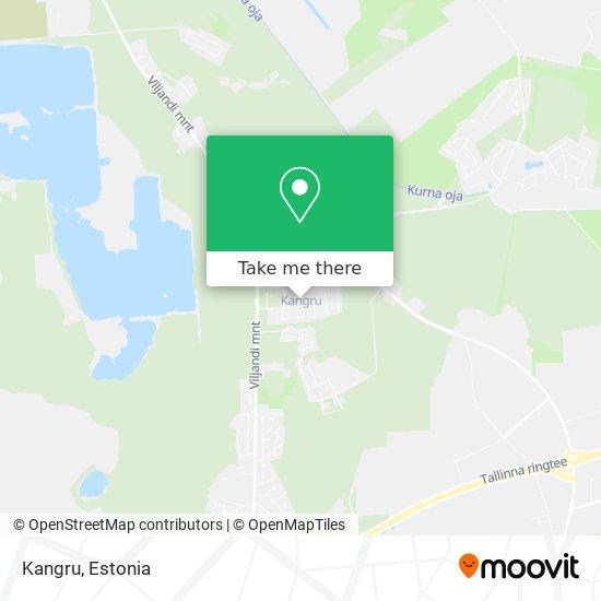 Kangru map