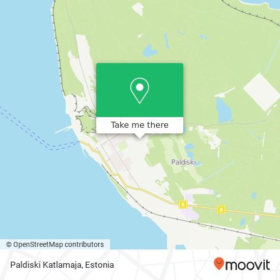 Карта Paldiski Katlamaja