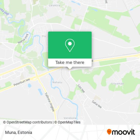Muna map