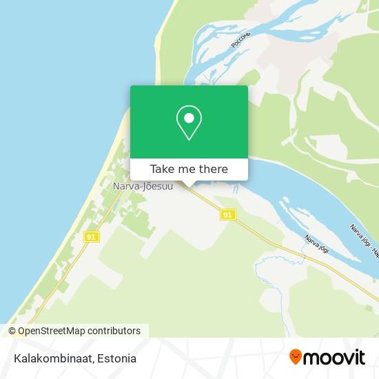 Kalakombinaat map