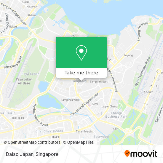 How To Get To Daiso Japan In Singapore By Metro Or Bus Moovit