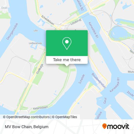 MV Bow Chain Karte