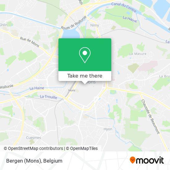 Bergen (Mons) plan