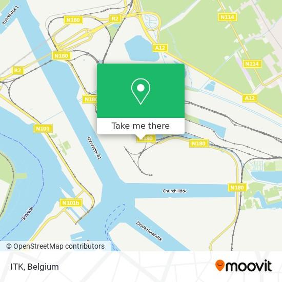 Mapa ITK