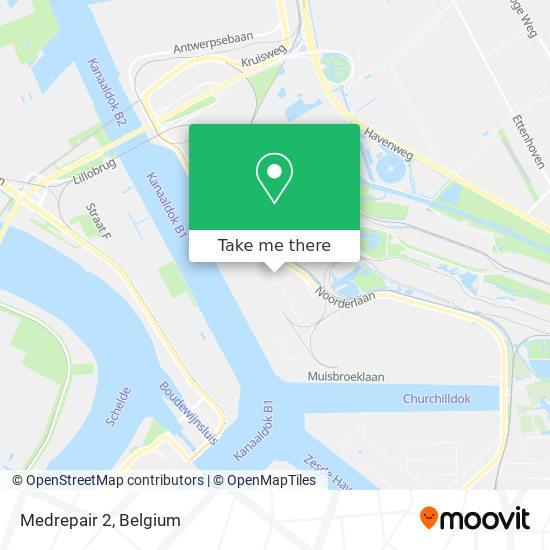 Medrepair 2 Karte