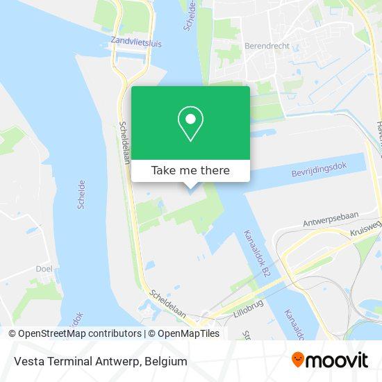 Vesta Terminal Antwerp Nv plan