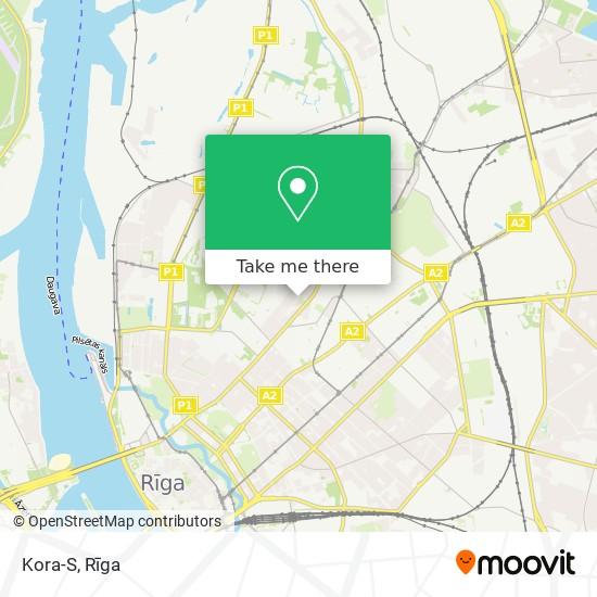Kora-S map