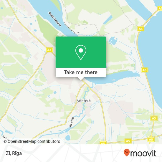 Zl map