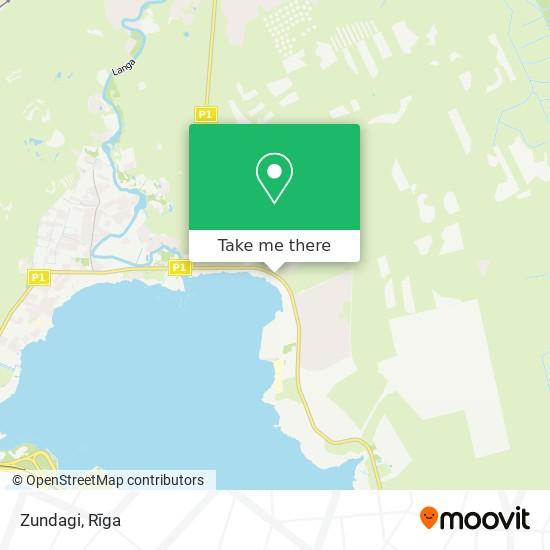 Zundagi map
