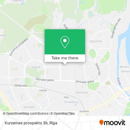 Kurzemes prospekts 3b map