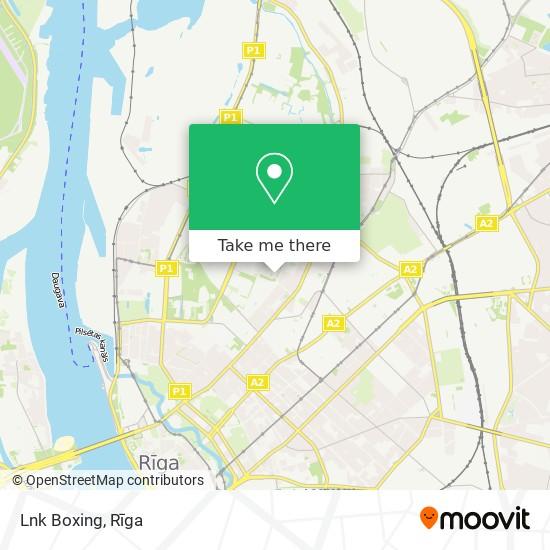 Lnk Boxing map