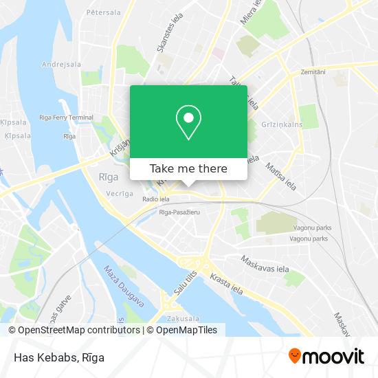 Has Kebabs map