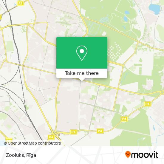 Zooluks map
