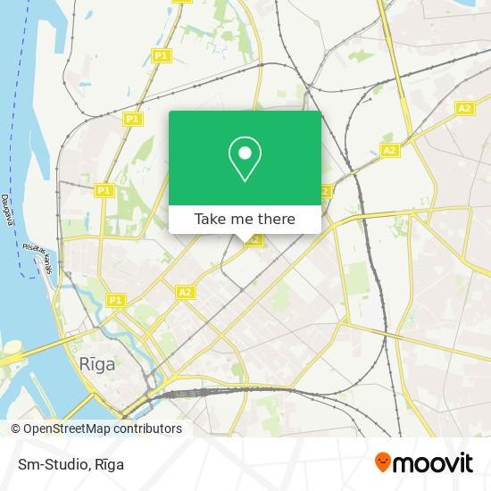 Sm-Studio map