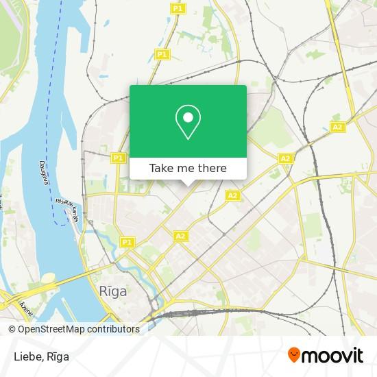 Liebe map