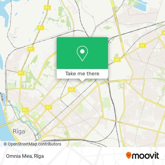 Omnia Mea map