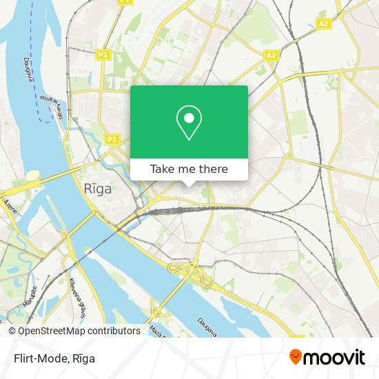 Flirt-Mode map