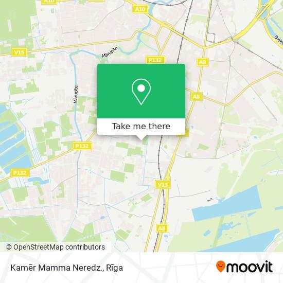 Kamēr Mamma Neredz. map