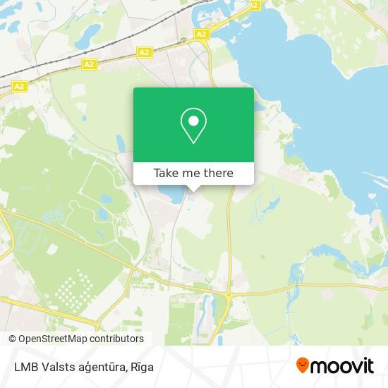 LMB Valsts aģentūra map