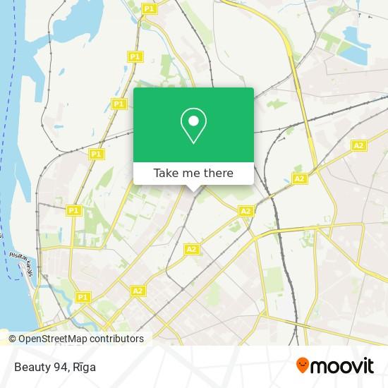 Beauty 94 map