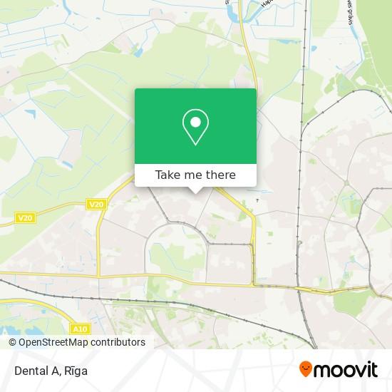Dental A map