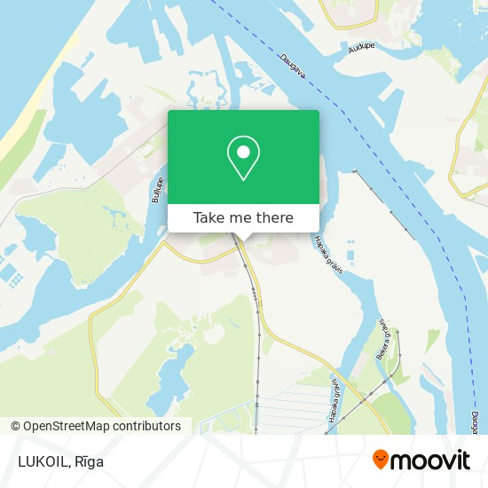 LUKOIL map