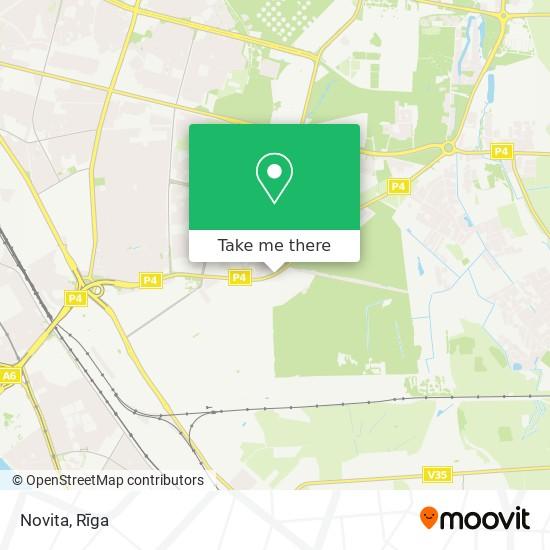 Novita map