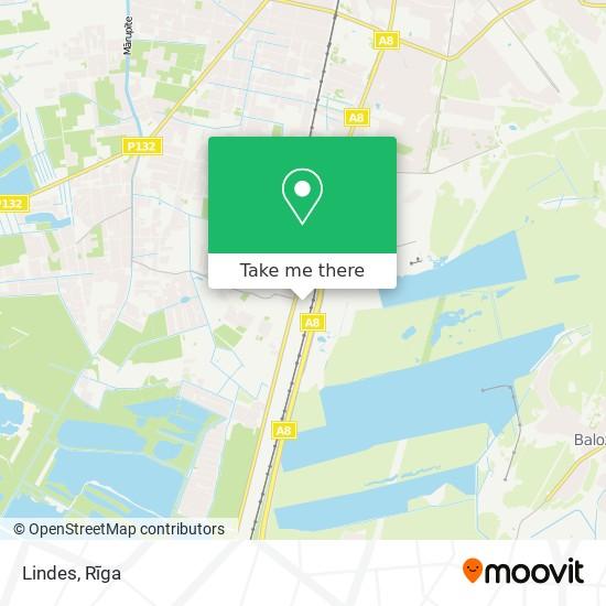 Lindes map
